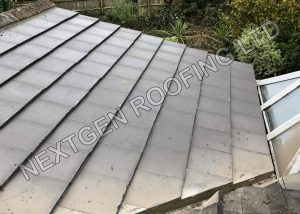 Pitched Roof Re-Tile November 2020 by NextGen Roofing Ltd - Roofing Contractors in Sussex