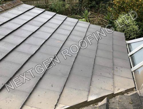 Pitched Roof Re-Tile November 2020 by