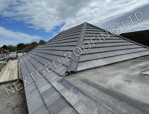 Tiled Roof Replacement in Worthing May 2021