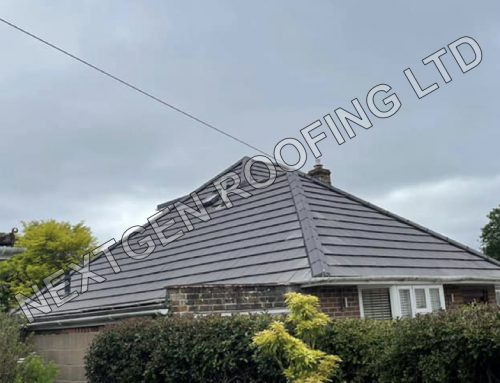 Tiled Roof Replacement in Horsham June 2021